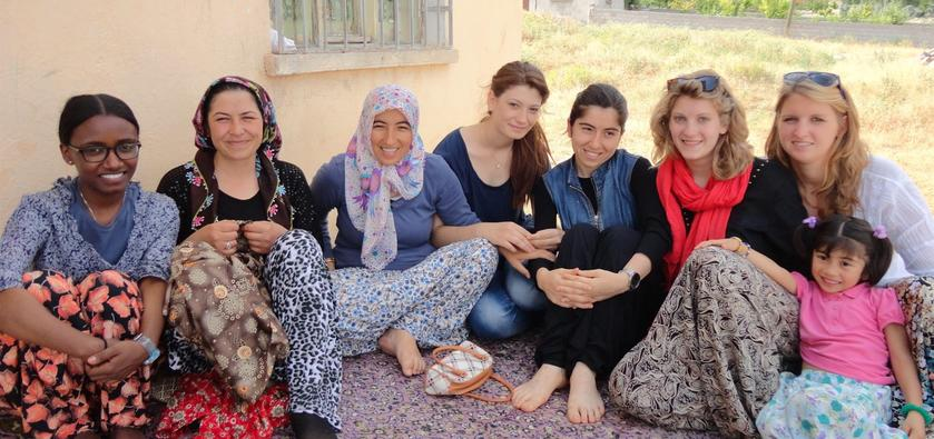 Photo by Chelsea Lane, Timothy Dwight '14 - YSS in Istanbul