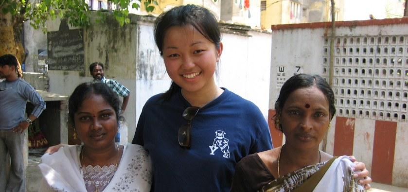 Jessica Qu - Chennai, India